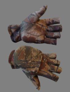 Антимоскитные перчатки