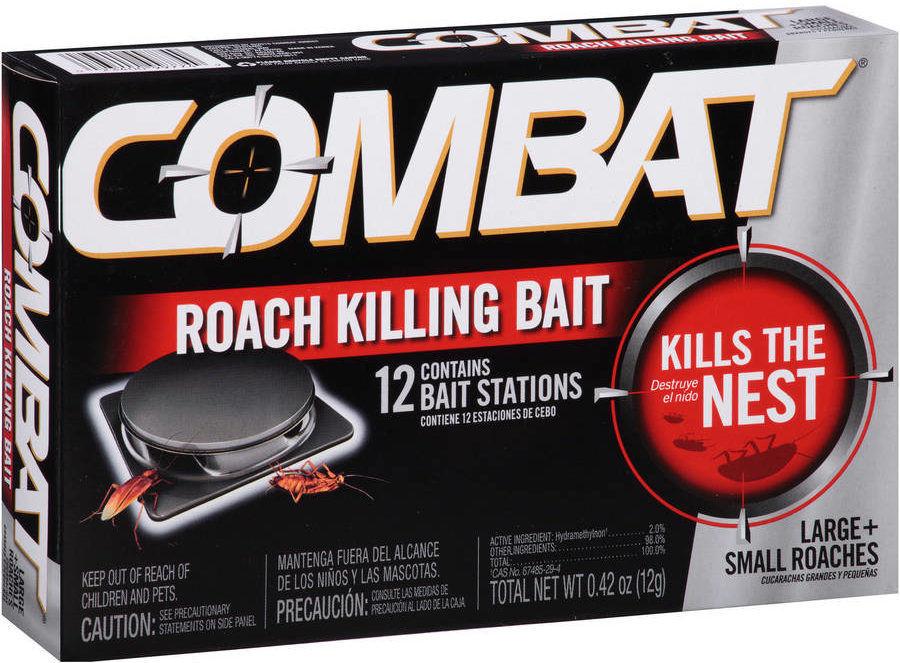 Combat Bait Station