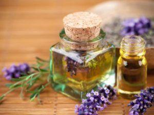 Эфирное масло (лаванда)