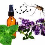 Эфирное масло от мошек и комаров