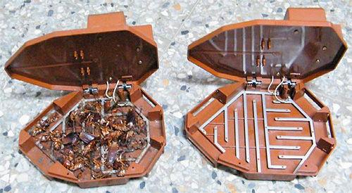 Электрические ловушки для тараканов