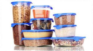 Хранение круп и макаронов в ПЭТ посуде