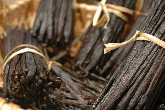 Натуральная стрючковая ваниль