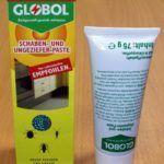 Немецкий гель от тараканов GLOBOL