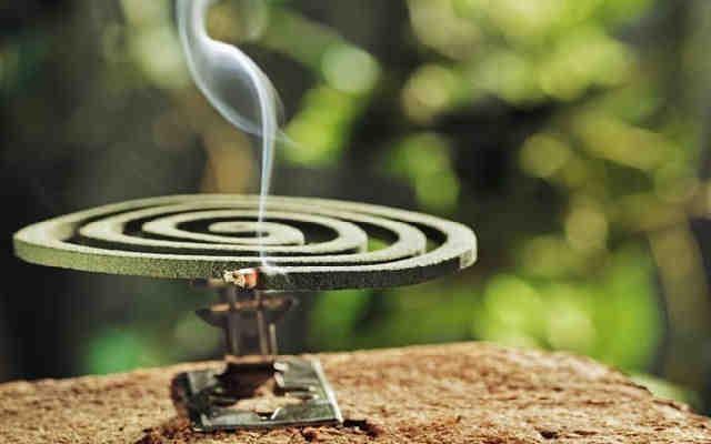Спираль отпугивающая насекомых