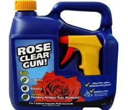 Средство для опрыскивания роз от вредителей