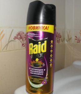 Средство инсектицидное Raid Max