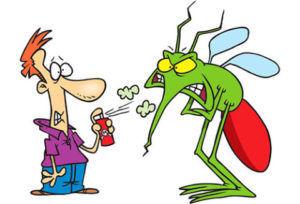 Средство от комаров
