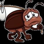 Таракан уходит
