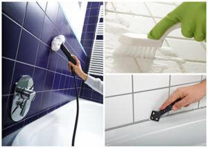 Тщательная уборка в ванной - лучшая профилактика против появления мошек