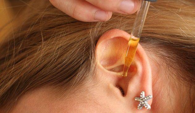 Как лечить ухо в домашних условиях если его стреляет