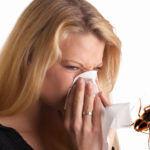 Аллергические реакции на тараканов