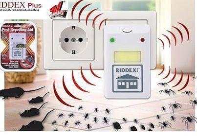Электронный отпугиватель Riddex Plus