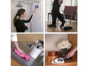 Ежедневная влажная уборка помещения для предотвращения заселения тараканов