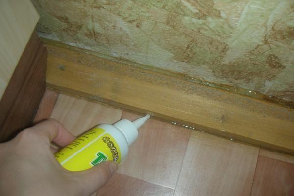 Как обрабатывать места гелем в квартире от тараканов