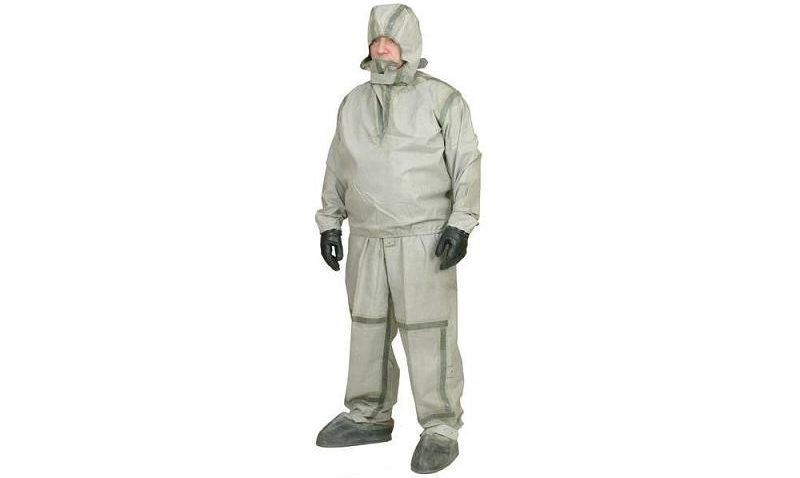 Костюм ОЗК - необходим при использовании химических средств от насекомых