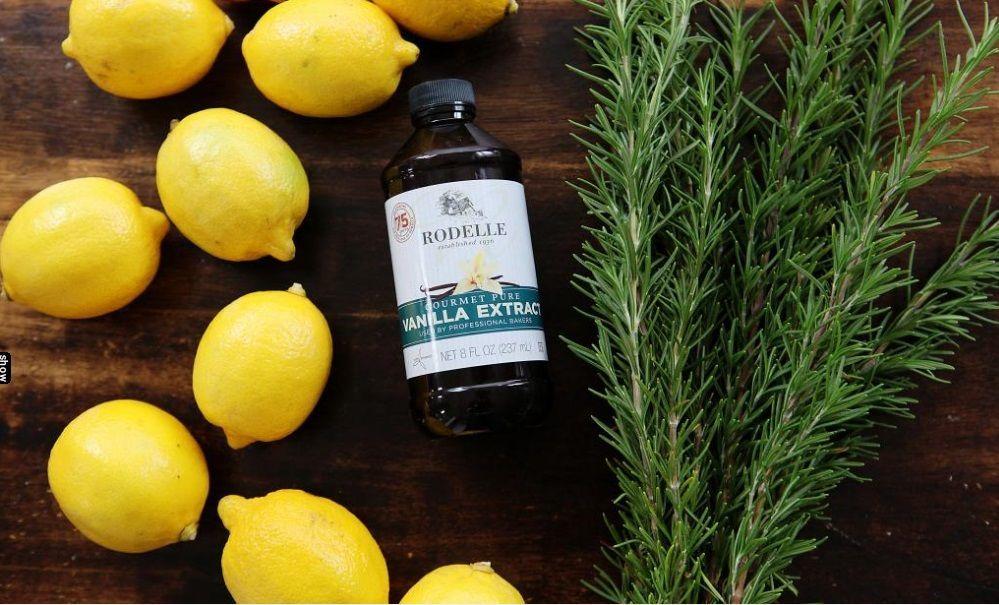 Лимон, корица, ванилин, веточка пихты - натуральные средства борьбы с насекомыми