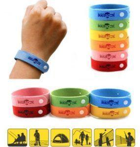 Лучшие браслеты для детей от комаров