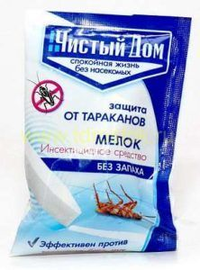Мелок от тараканов