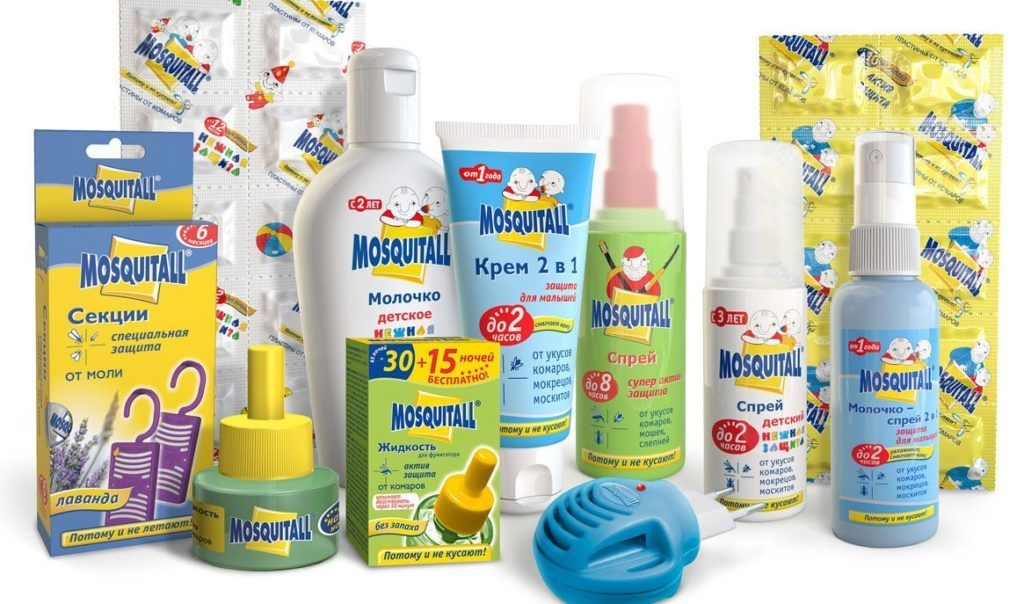 Москитол защитит вас и от комаров и от мошки