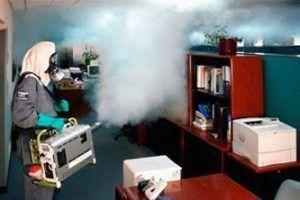 Обработка помещения туманом самая дорогая по цене