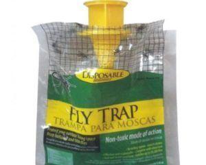 Одноразовая ловушка от комаров