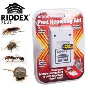 Отпугиватель Riddex Plus