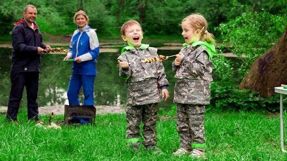 Специальная одежда для отдыха на природе защитит вас от мошки