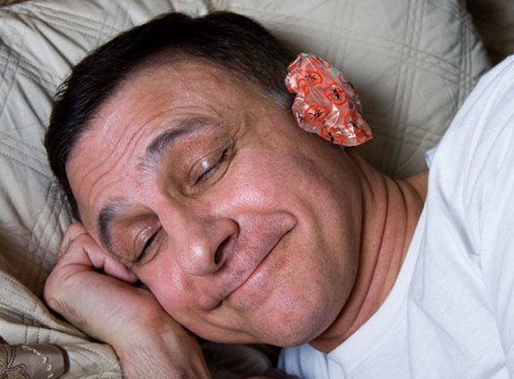 Защитный чехол для уха от насекомых