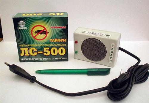 Тайфун ЛС-500 от тараканов