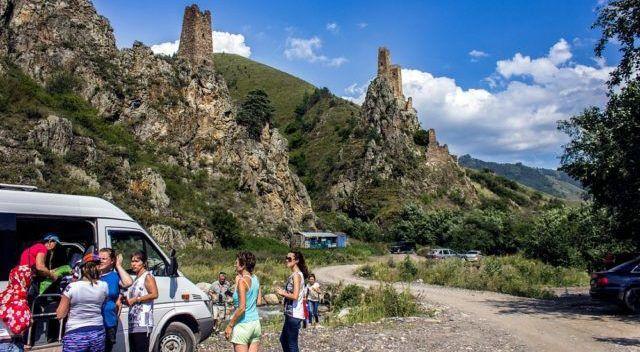 Экскурсионный тур в Чегемское ущелье