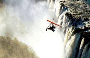 Экскурсия на водопад Виктория