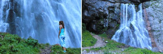 Гегский водопад — одна из самых живописных и зрелищных картин в мире
