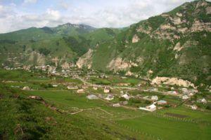 Село Хуштосырт расположено в Чегемском районе Кабардино-Балкарской Республики