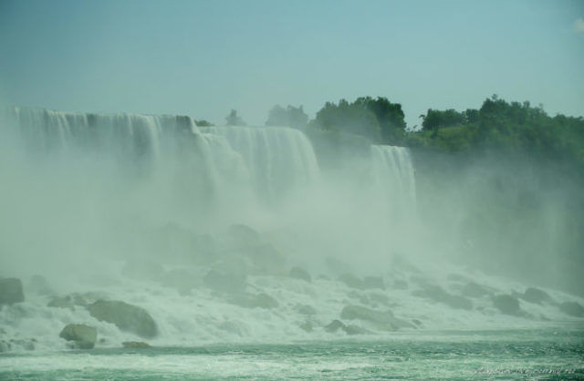 Сухой водопад (Подкова)
