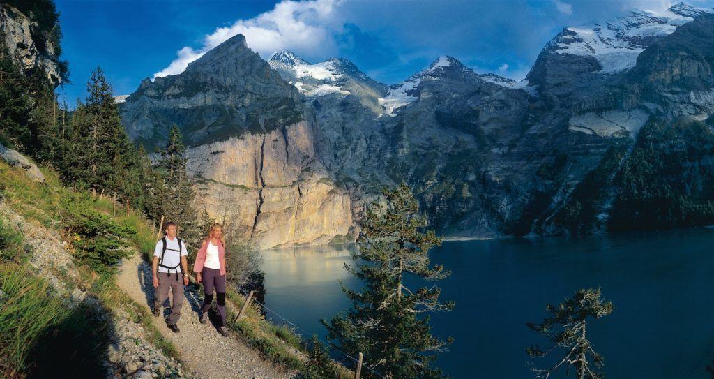 Пешком до Рейхенбахского водопада