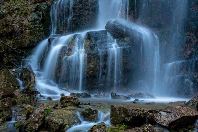 Водопад Куперля