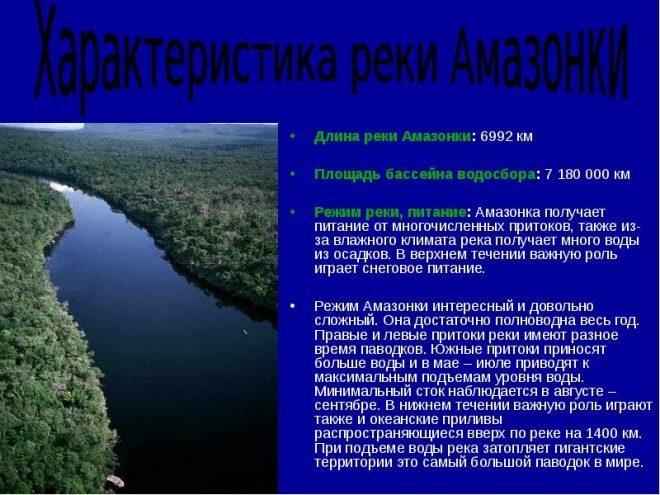 Речные пути Амазонки
