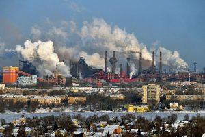 Список самых загрязнённых городов России