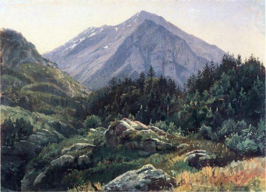 Гора Стенли