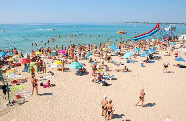 Самый лучший месяц для отдыха в Крыму - это Июль