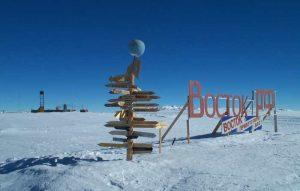 Загадочный хозяин озера Восток в Антарктиде